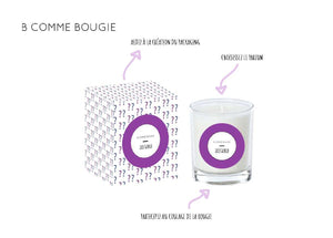 "Create a JustWorld Candle: workshop with ""B comme Bougie"" by QUINTESSENCE Paris"