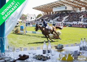 VIP Experience - 60th Anniversary of LONGINES JUMPING INTERNATIONAL LA BAULE 2021