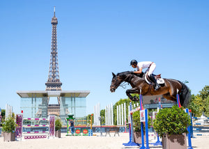 Longines Paris Eiffel Jumping: An unforgettable experience