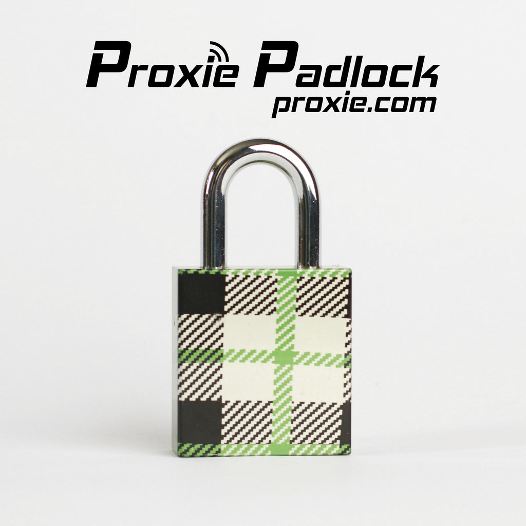 Proxie Padlock - Plaid