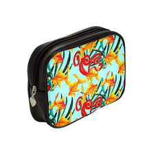 Load image into Gallery viewer, Funky Goldfish Make up Bag