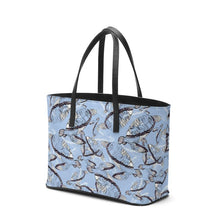 Load image into Gallery viewer, Tumbling Turtles Tote Bag