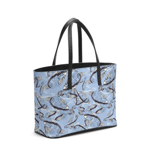 Tumbling Turtles Tote Bag