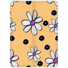 Load image into Gallery viewer, Quirky Flower (Yellow) Double Sided Folding Screen