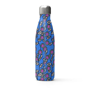 Stem and Flower Thermal Bottle
