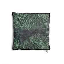 Load image into Gallery viewer, Peacock Cushion