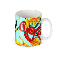 Load image into Gallery viewer, Funky Goldfish Mug