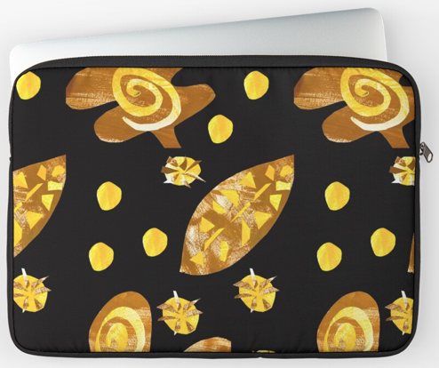 Chocolate Orange Laptop Sleeve