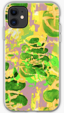 Load image into Gallery viewer, Acid leaf Phone Case
