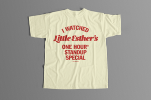 "Hot For My Name ""I Watched"" Tee"