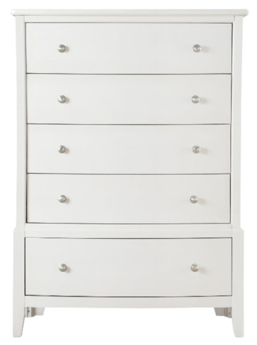 Homelegance Cotterill Chest in Antique White 1730WW-9 image