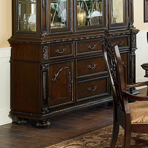 Homelegance Catalonia Buffet in Cherry 1824-55 image