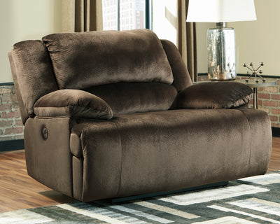 Clonmel Signature Design by Ashley Power Recliner image