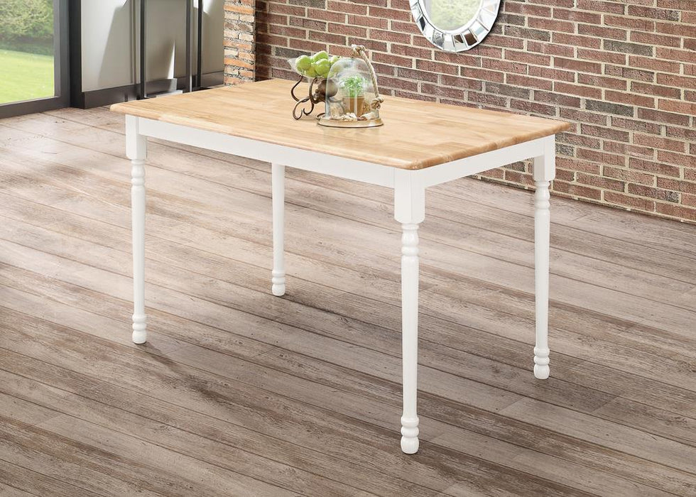 Damen Country Rectangular Dining Table image