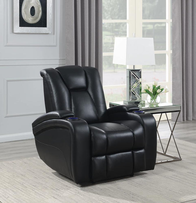 Delange Motion Power Recliner image
