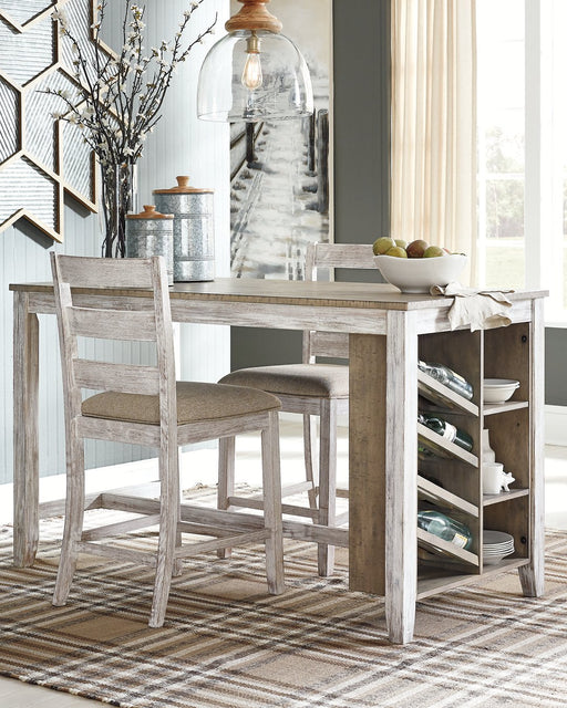 Skempton Signature Design by Ashley Counter Height Table image