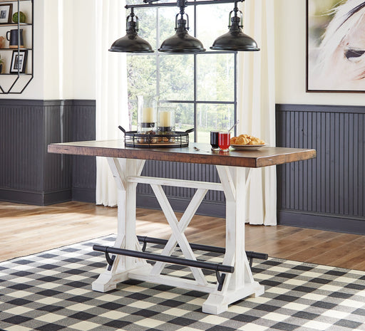 Valebeck Signature Design by Ashley Counter Height Table image