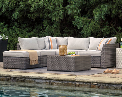 Cherry Point Signature Design by Ashley Sectional image