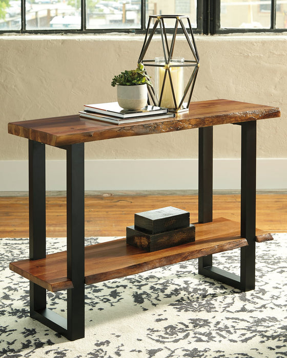 Brosward Signature Design by Ashley Sofa Table image