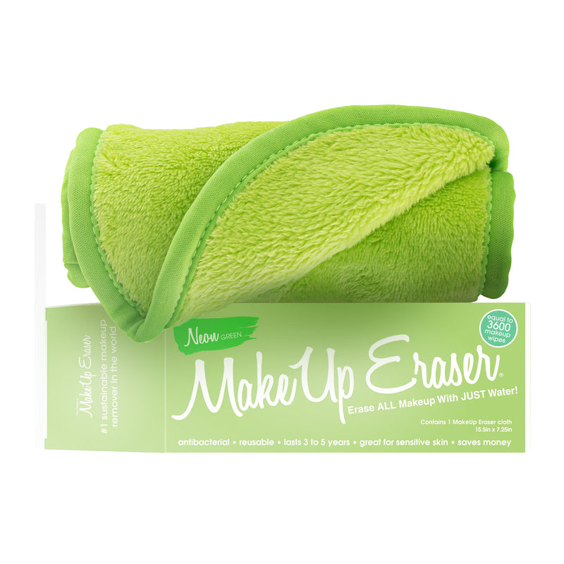 MakeUp Eraser: Neon Green