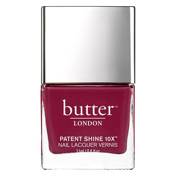 Butter LONDON - Patent Shine 10X Nail Lacquer: Broody 0.4 fl oz/ 11 ml