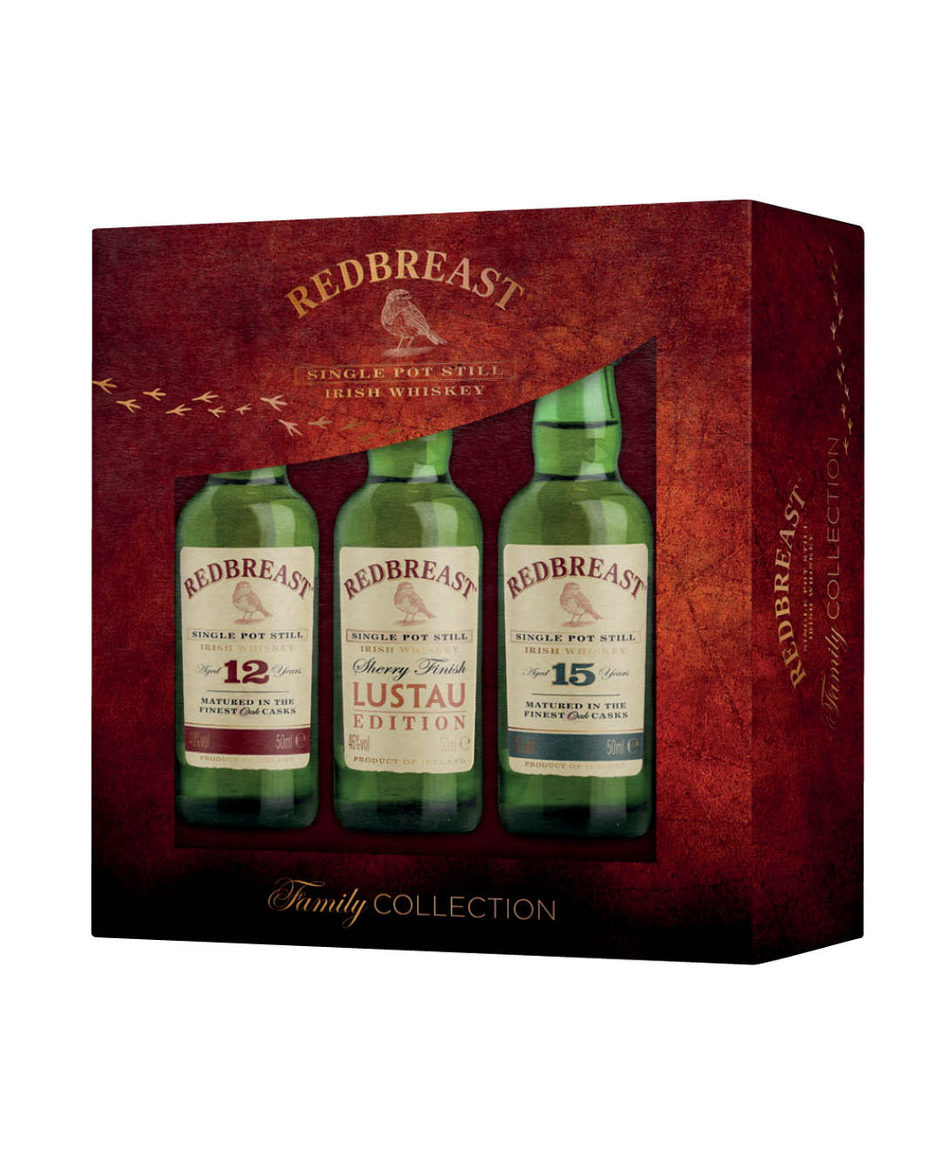 Redbreast Gift Pack 3x 50ml