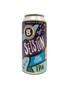 8 Degrees Seisiun IPA 4.5% ABV 440ml can