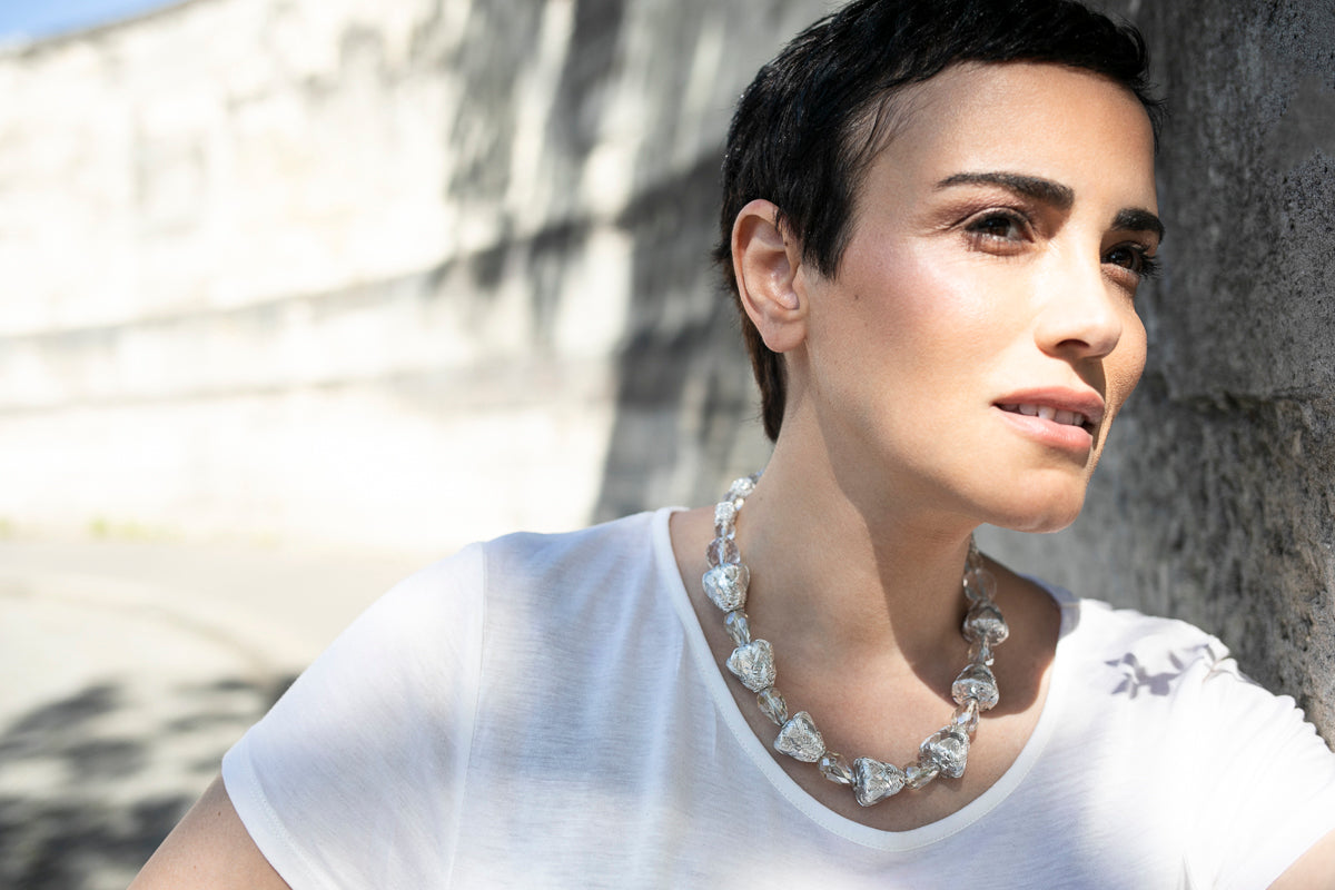 Ethical luxury jewelry -Made in Mixed France