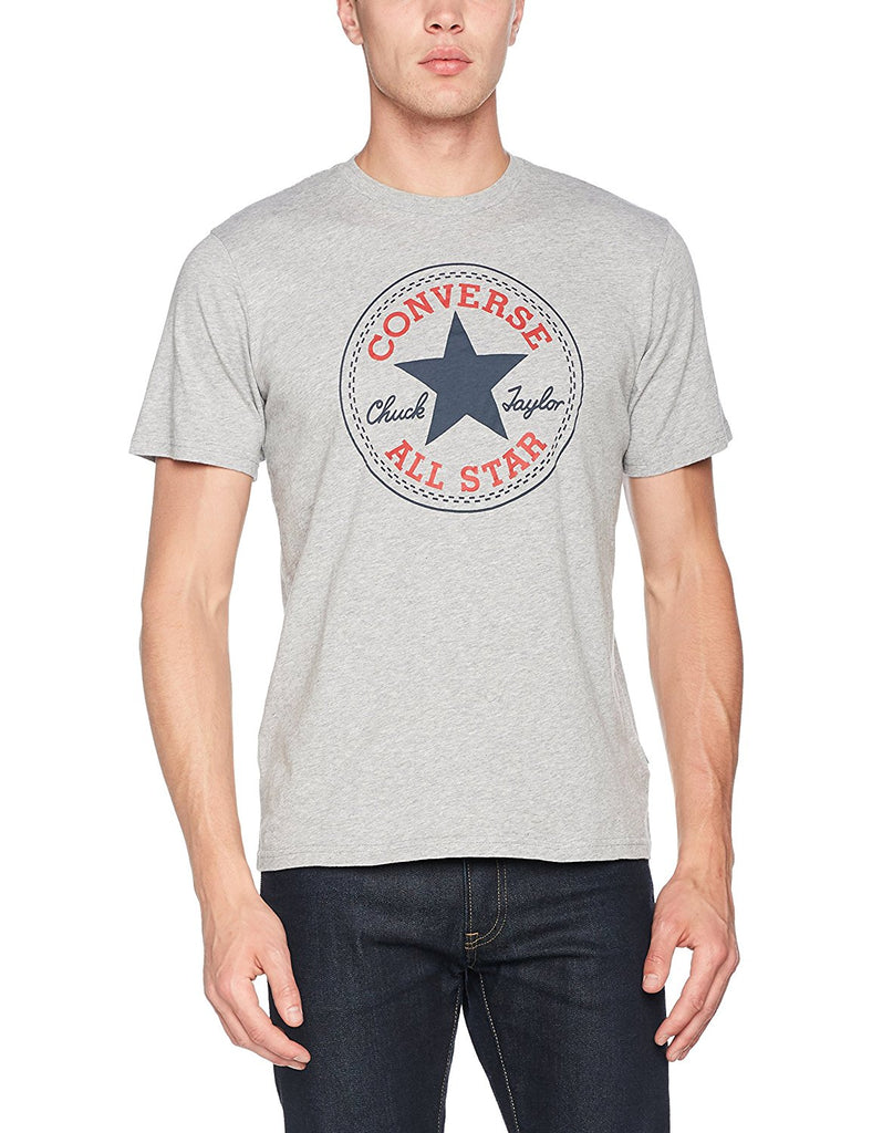 Converse Men's Core Chuck All Star Patch T-Shirt