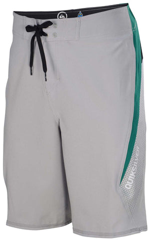 Quiksilver Men's Cypher Avenger Board Shorts-Gray