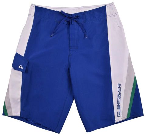 Quiksilver Men's Angle Dangle Boardshorts-Royal