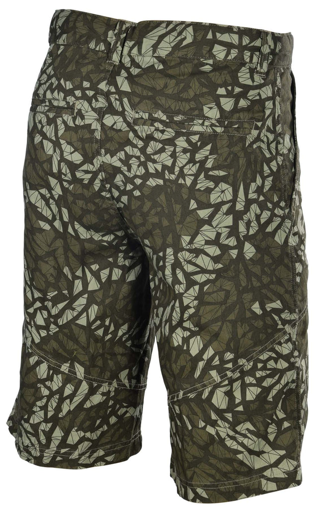 Jordan Men's Nike Fragmented Camo Jumpman Cargo Shorts