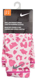 Nike Women's Lightweight Speed Cheetah Running Sleeves-Fuschia