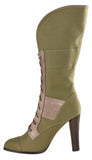 Reed Krakoff Women's Military Fold Over Boots
