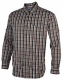 Columbia Men's City Voyager Plaid Long Sleeve Shirt