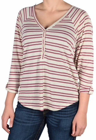 Billabong Juniors Peachy Keen V-Neck Shirt