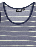 Vans Men's Marcel Classic Striped Tank Top Shirt