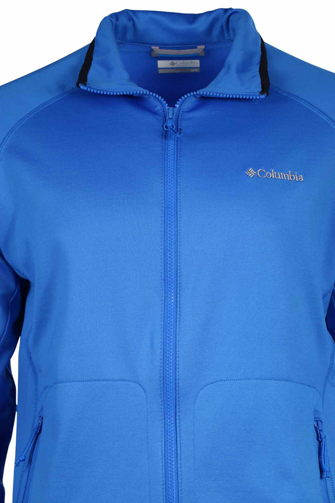 Columbia Men's Wooden Trestle Full Zip Jacket