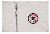 Converse Big Boys' (8-20) All Star Core Patch Full Zip Hoodie