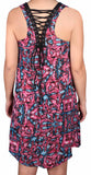 Vans Women's Off The Wall Push Back Tank Dress