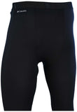 Columbia Men's Midweight Base Layer Tights-Black