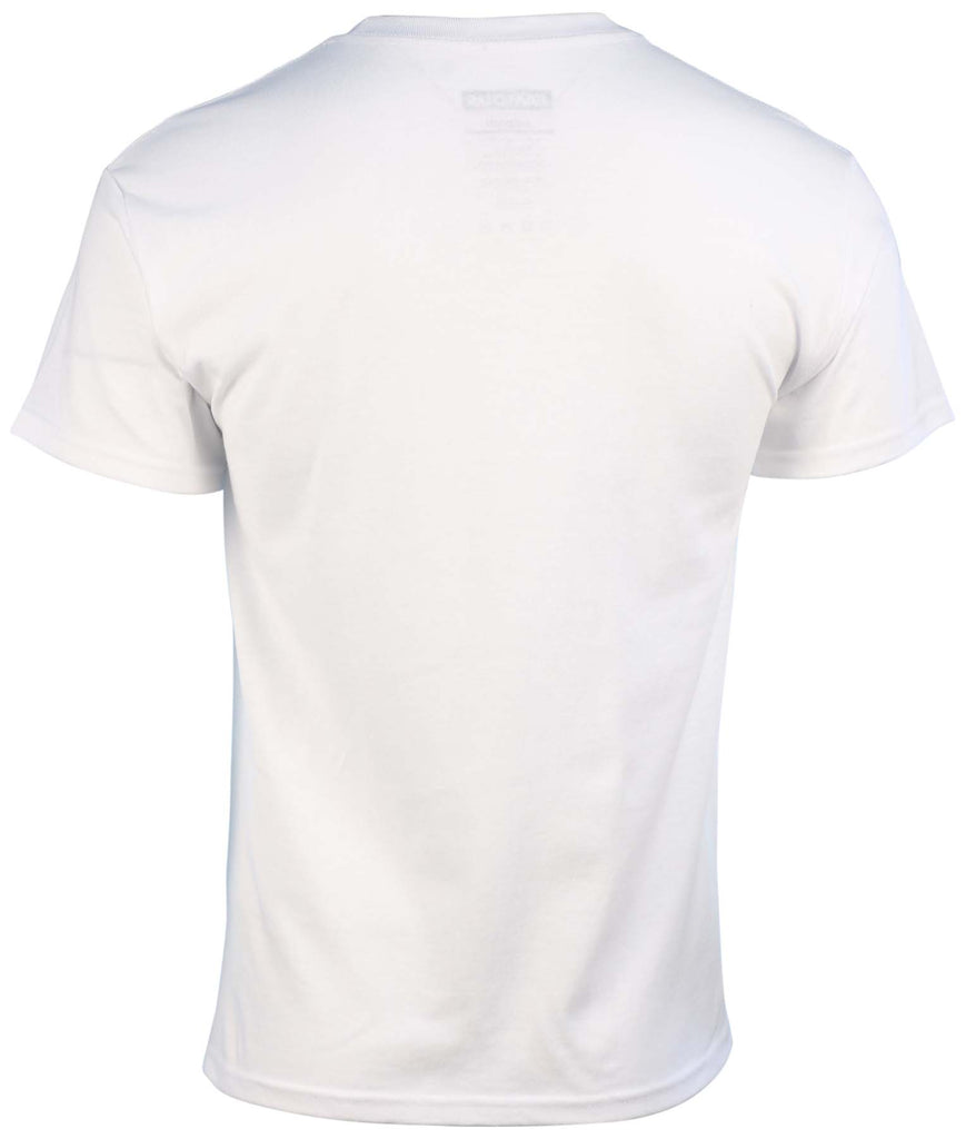 Famous Stars And Straps Men's BOH MLB T-Shirt-White