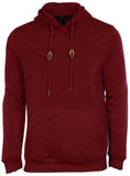 True Rock Men's Textured Hoodie Pullover