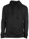 True Rock Men's Pullover Textured Hoodie