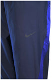 Nike Women's Dri-Fit Flex Woven Training Pants-Navy/Royal Blue