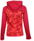 Nike Big Girls' (7-16) Therma-Fit Training Pullover Hoodie-Red