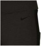 Nike Women's Dri-Fit Legend 2.0 Fold-Over Training Tights-Blk/Gry