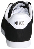 Nike Women's Racquette Leather Tennis Shoes-Black/White