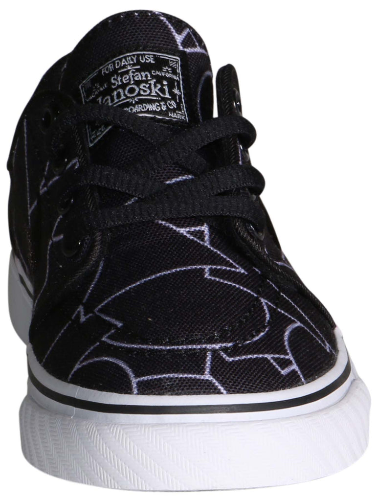 Nike Boys' Stefan Janoski Canvas Print (PS) Skate Shoe