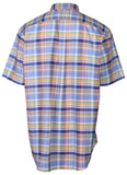 Polo RL Men's Big & Tall Button Down Shirt-Multi-Color